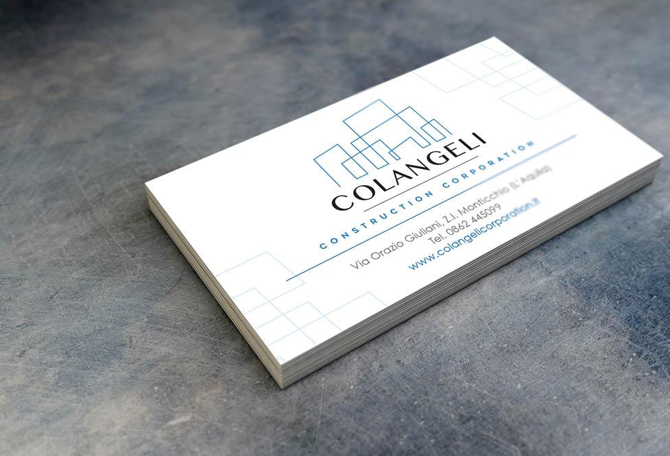 Loghi Brochure Immagine Coordinata L'Aquila