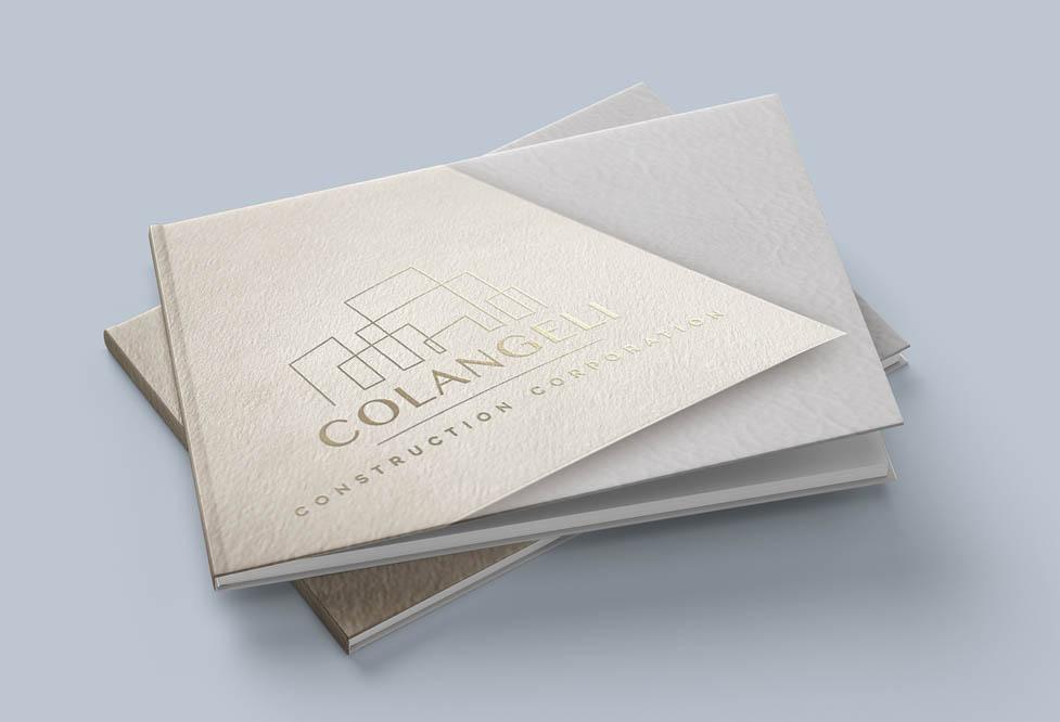 Loghi Brochure Immagine Coordinata