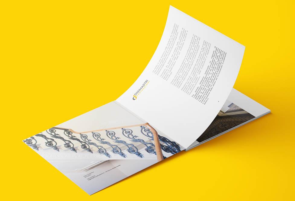 Grafica editoriale L'Aquila