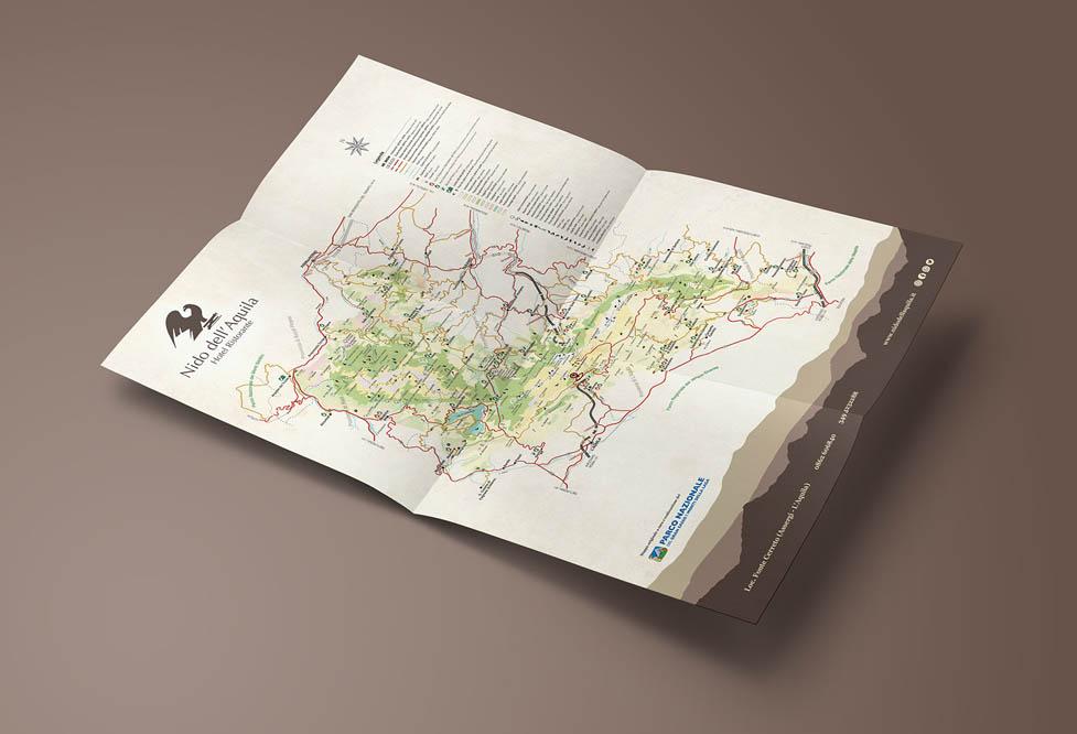 Grafica Brochure Comunicazione Pubblicità L'Aquila