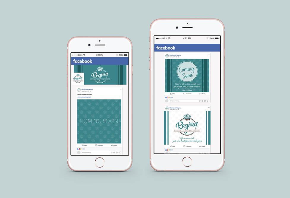 Grafica, social media marketing L'Aquila