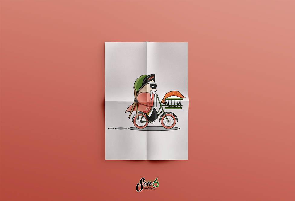 Grafica Illustrazione Loghi Branding L'Aquila