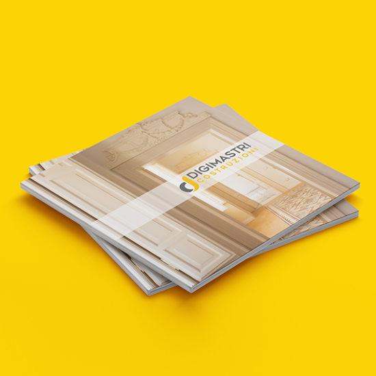 Portfolio Progetti Grafica L'Aquila