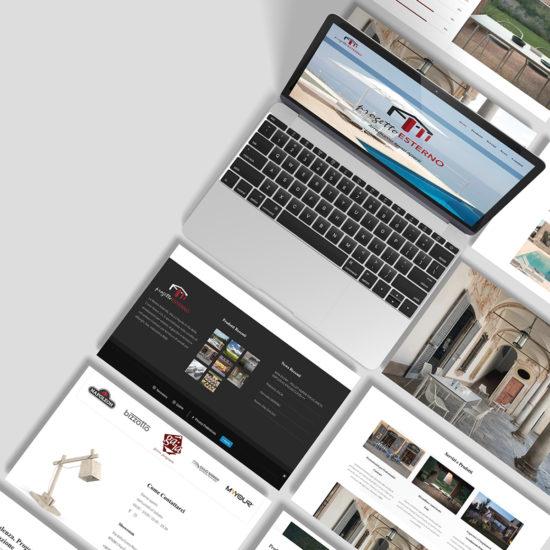 Portfolio Progetti Web L'Aquila