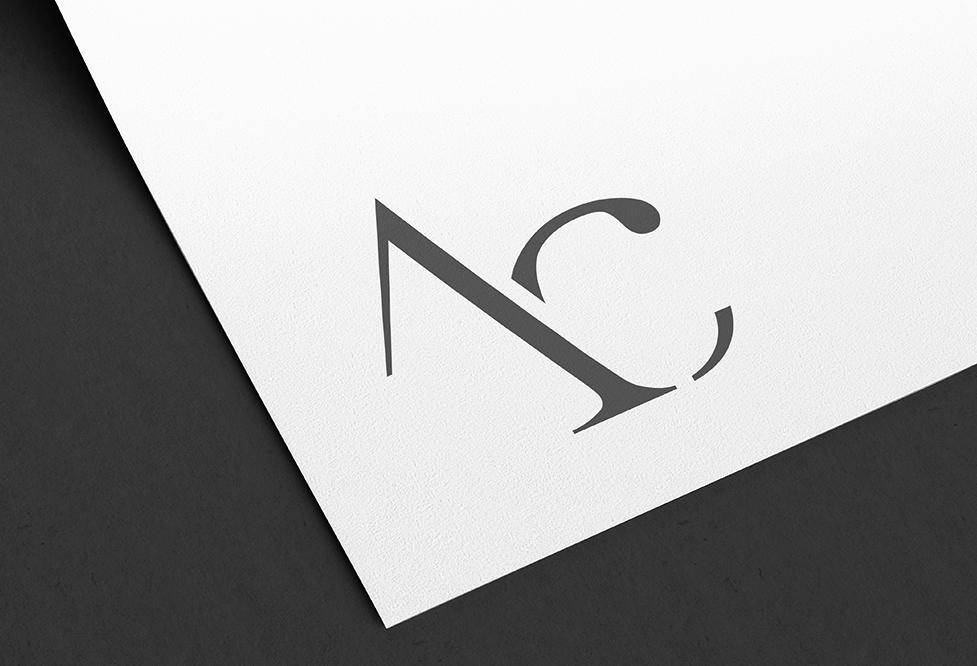 Simbolo Logo Monogramma Grafica