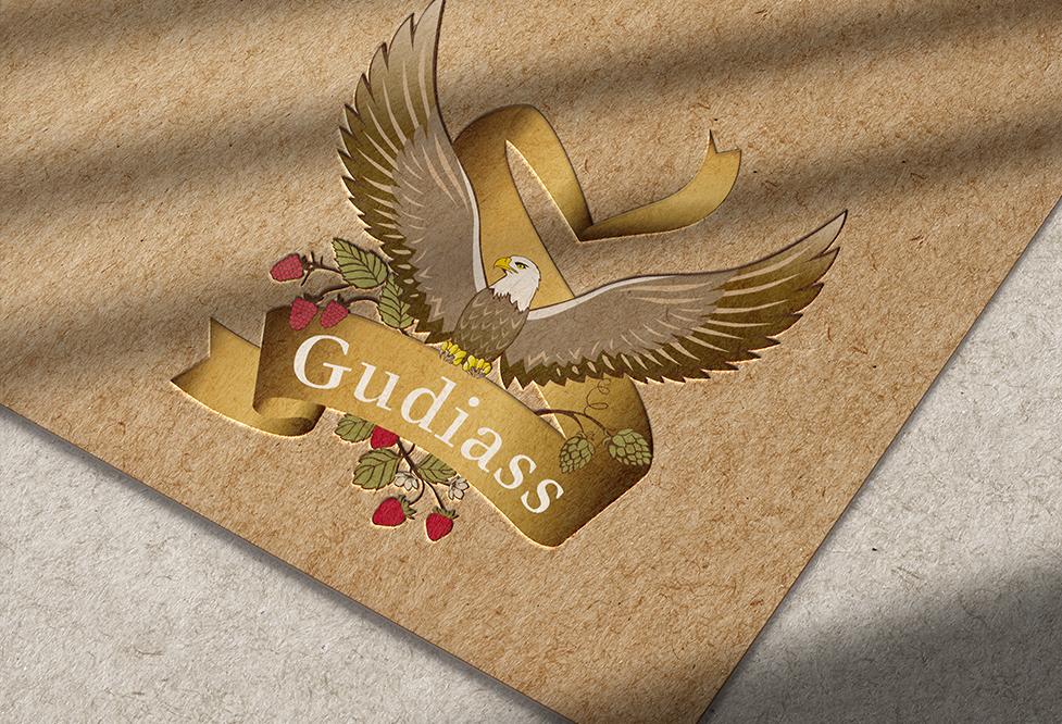 Logo Illustrazione Grafica L'Aquila