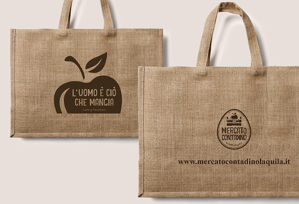 Grafica Marketing L'Aquila Shopper