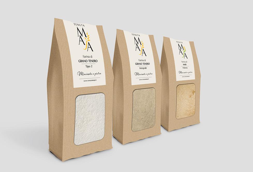Grafica Packaging E-commerce Branding