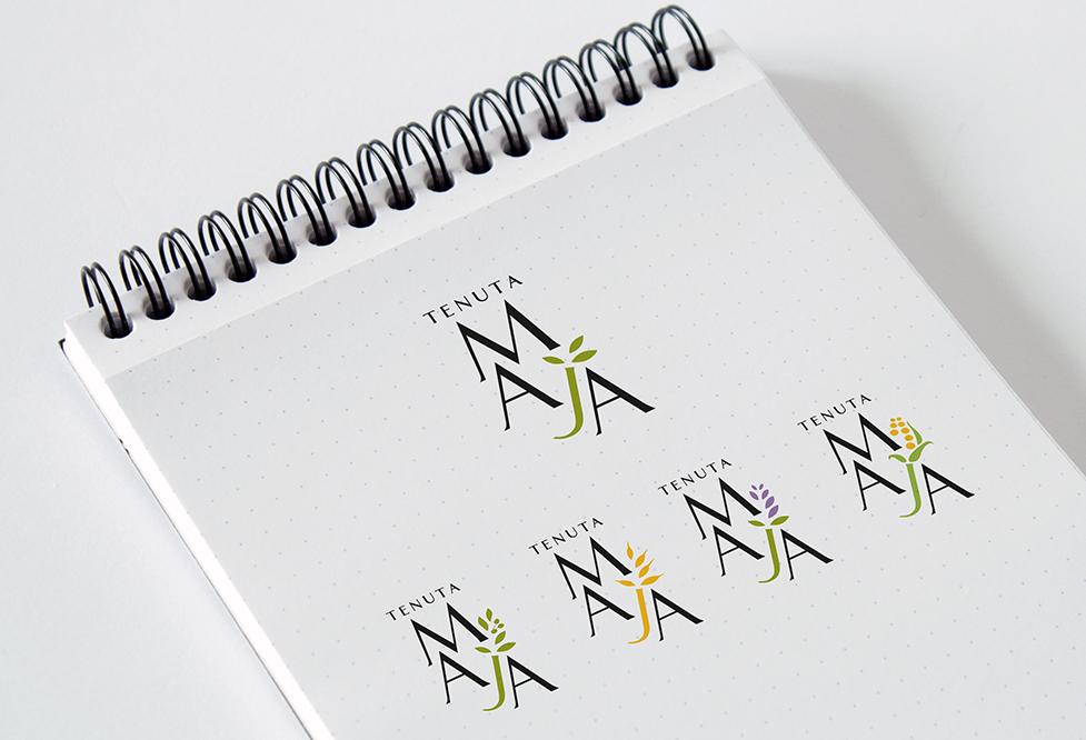 Grafica Logo E-commerce Packaging